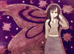 Purple Fairy by Destiny1234567