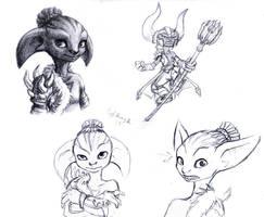 Sketch requests: 2 - GIxx Golembauer by Igfihorgih