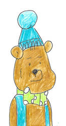 Ted E. Bear by dth1971