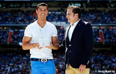 Cristiano Ronaldo by Zurnac7