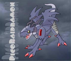 Picoraidramon by Aardwulf