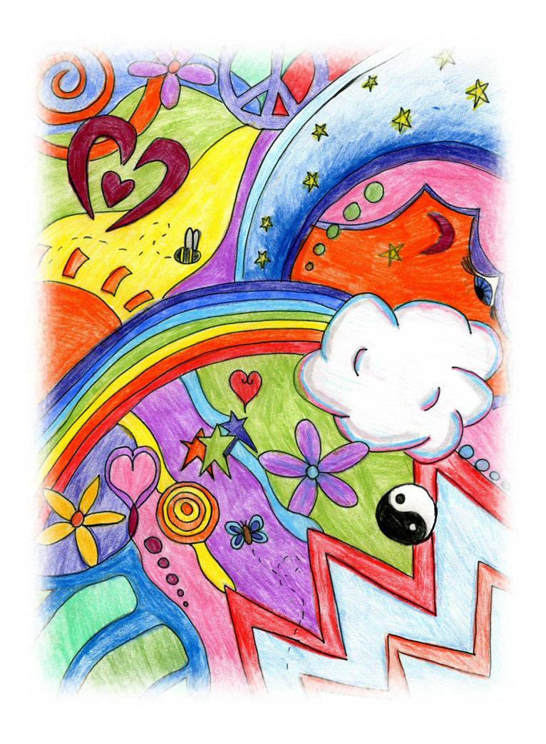 Hippy Dreams by Pastel-Kisses