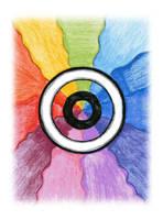 Colour Wheel by Pastel-Kisses
