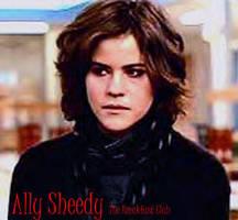 Ally Sheedy by XxRayGunJonesxX