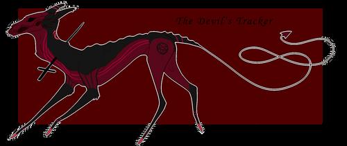 [Com] Hellhound by WolfOfTheAlphakings