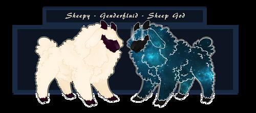 [Com] Sheepy by WolfOfTheAlphakings