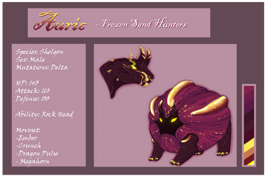 [SO] Auric by WolfOfTheAlphakings