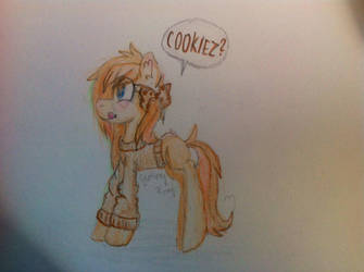 Cookies? Did somepony says cookies? by GlitteryPony
