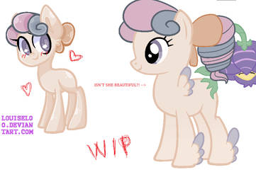 WIP like thing by GlitteryPony