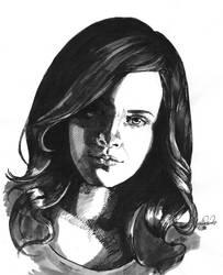 Emma Watson by kt4d