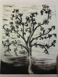 Fruit Tree by wakethefallen13