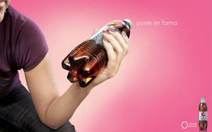 Pepsi light - in shape by rodrigozenteno