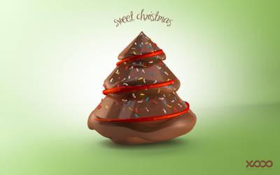 xoco - sweet christmas by rodrigozenteno