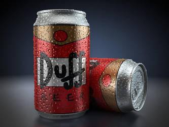 DUFF IS FOR ME by rodrigozenteno