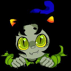kitty nepeta by KowaiRazor