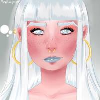 Light by Merihan-Painter