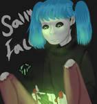 Sally Face by Merihan-Painter