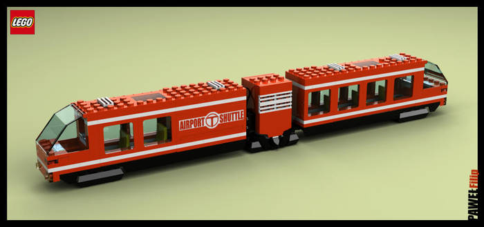Lego 6399e by zmoodel