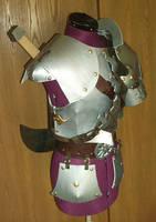 Judeau Armor From Berserk by AmethystArmor
