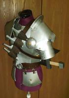 Judeau Armor From Berserk -2 by AmethystArmor