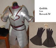 Griffith from Berserk  -TV by AmethystArmor