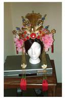 Kirin Headdress by AmethystArmor