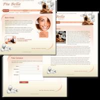Website: Piu Bella by psychoduck