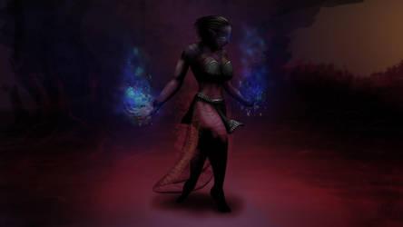 Dark Empress by psychoduck