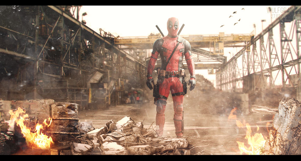 Deadpool Wallpaper Hd By Wulfgran On Deviantart