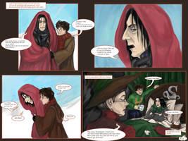 Icebreaker Part Two by JuanaSunfall