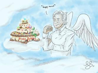 Happy Birthday, Alan by JuanaSunfall