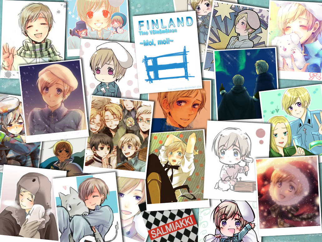 APH: Finland by Tian-samaaaa