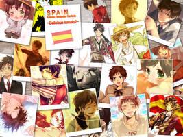 APH: Spain by Tian-samaaaa