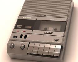 80s Tape Rec by sicklizard