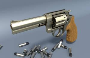 Revolver WIP 2 by sicklizard