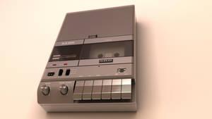 80s Tape Rec HD reboot 1 by sicklizard
