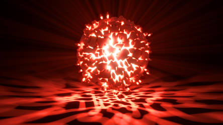 Metaball Explosion Red Remix by sicklizard