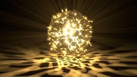Metaball Explosion Original by sicklizard