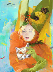 Masquerade by imlineking