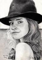 Emma Watson 2 by cindy-drawings