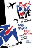 Punch-Drunk Love Poster 2 by JoelPoischen