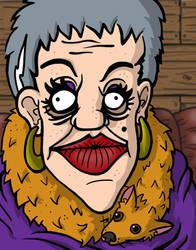 Lady Edith Wexley by KeydarDLC