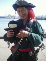 Pirates vs Ninjas by Jonisey