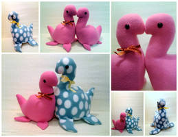 Pink n Polka Dots by Jonisey