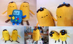 Banana Guards by Jonisey