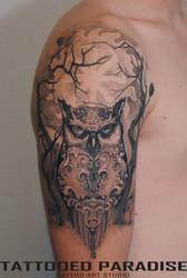 Tattooo Artist Dmitry Katsan by tattooedparadise