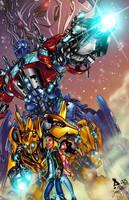 Transformers by AshDayArt