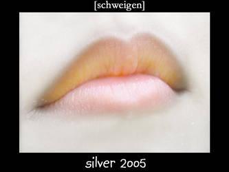 schweigen by MrSilVeR