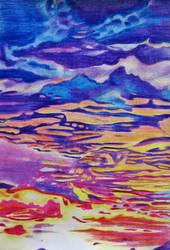 Sky study by GerardoGomez