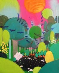Study of a park by GerardoGomez